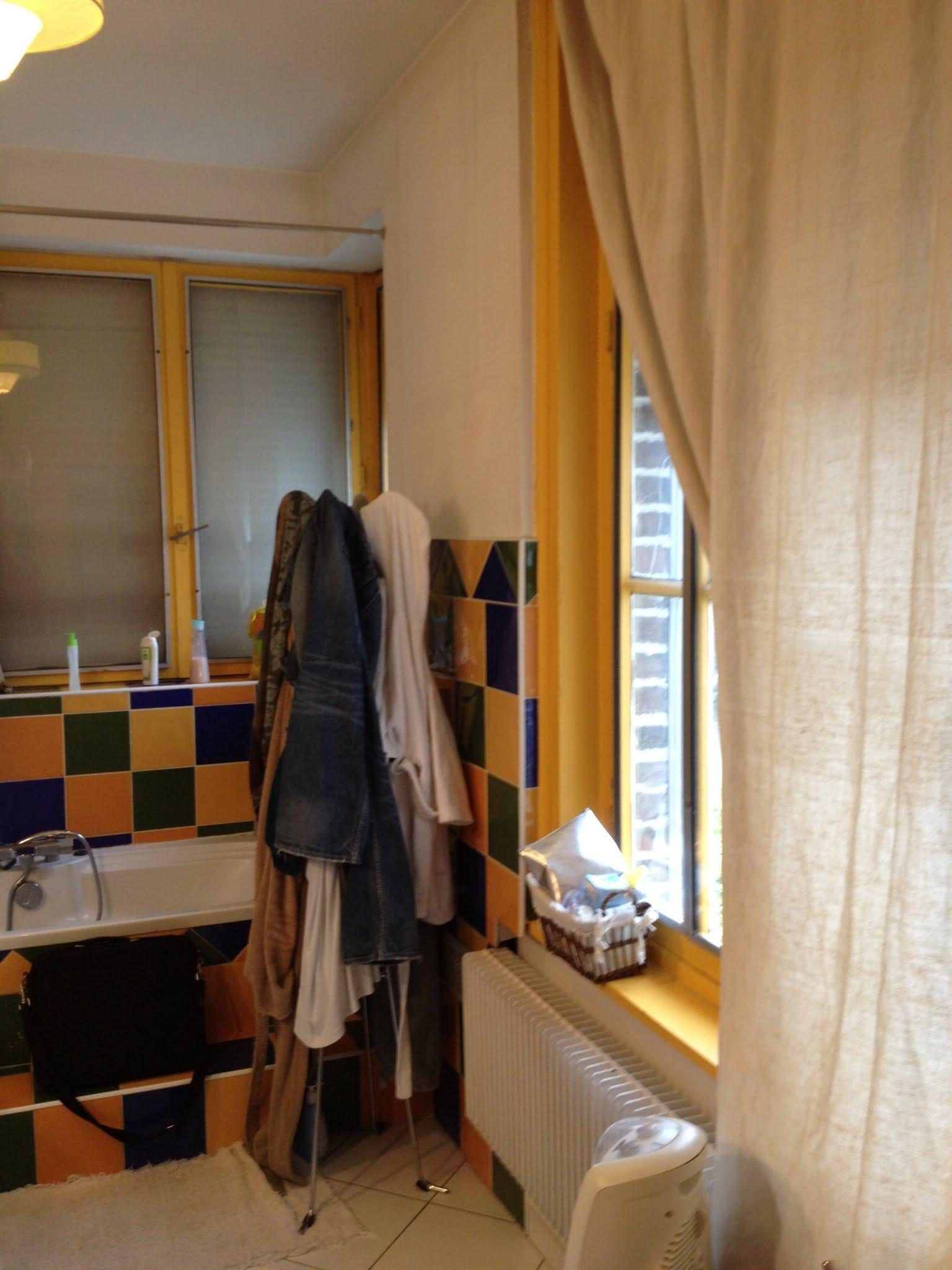 Tda Meuble Salle De Bain ~ r novation d une salle de bain avec douche bain cumulus cach