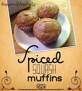 Spiced Squash Muffins RecipeReview #TasteOfHomeTuesday,