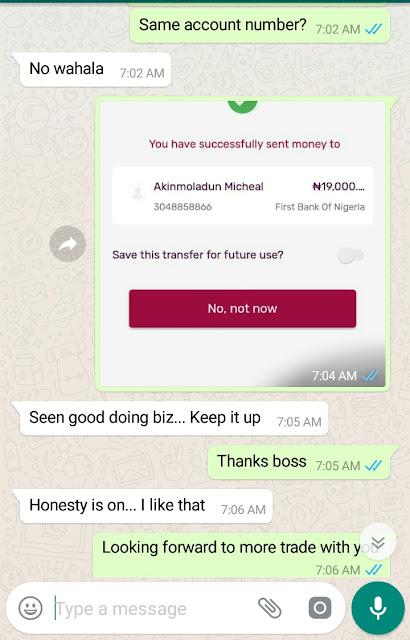 gift card naira review