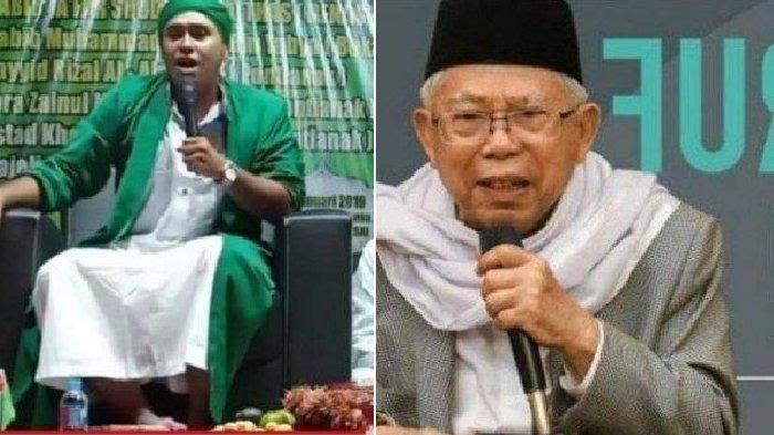 Mar'uf Amin Maafkan Penghinanya, Sudjiwo: Contoh Buat Pemimpin Nusantara