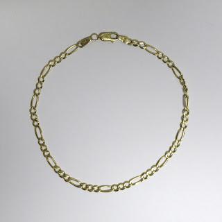"""14K Gold 9"""" Bracelet"""