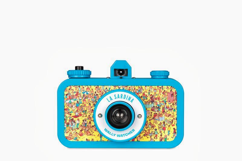 #尋找 Wally 在哪裡:LA SARDINA 相機和你一起在人山人海中揪出威利 ! 3