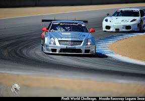 Pirelli World Challenge.  Mazda Raceway Laguna Seca
