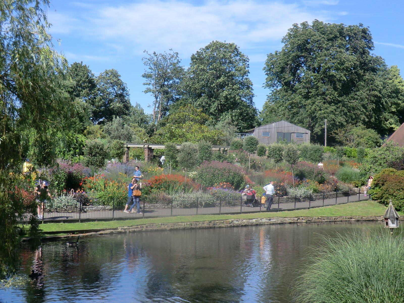 CIMG9587 Golders Hill Park