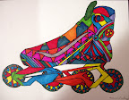 Roller Blade by Michael