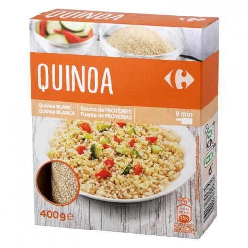 Quinoa Con Lomo Y Setas