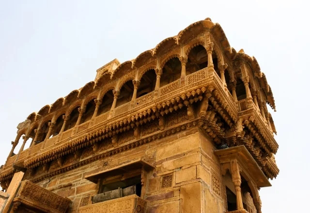 Salim singh haveli Jaisalmer in hindi