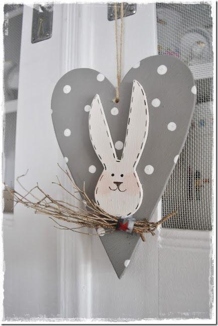 coelho pascoa decoração
