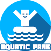 Aquatic park map for Minecraft