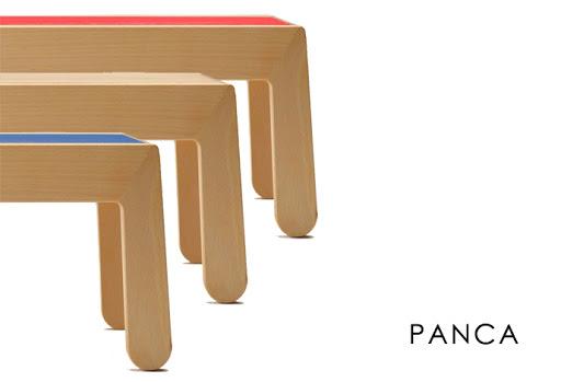キッズ家具のTOCCATUTTO【PANCA】