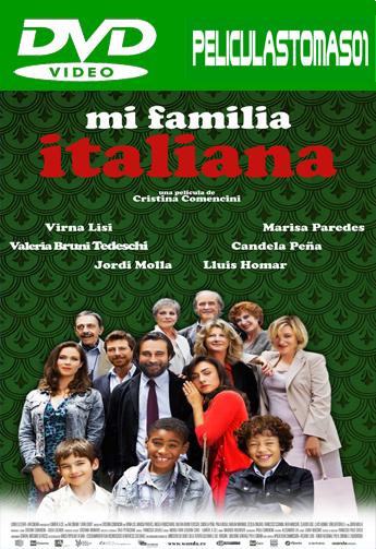 Mi familia italiana (2015) DVDRip
