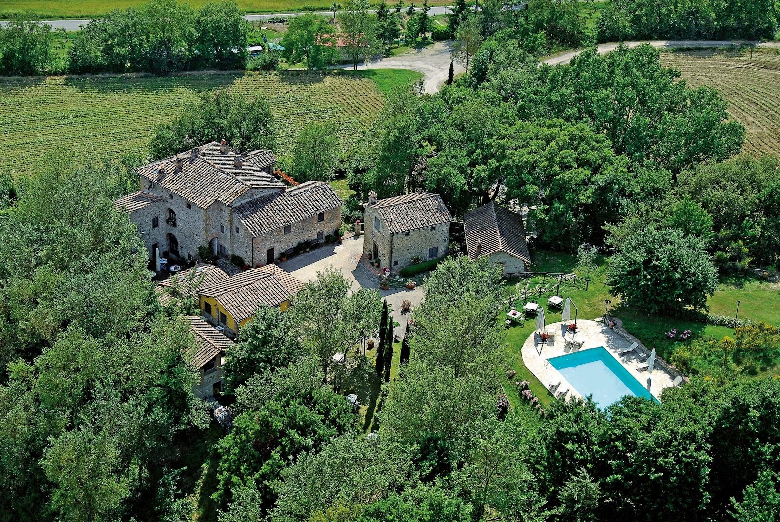 Villa la Commenda_Anghiari_1