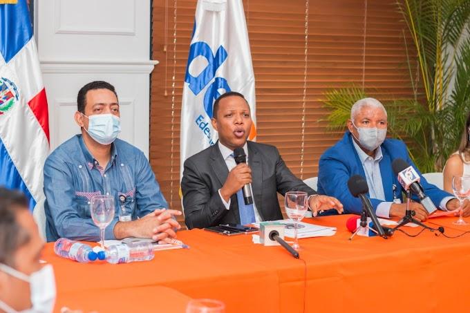 Edesur lanza Plan de Contingencia 2021 por la temporada ciclónica