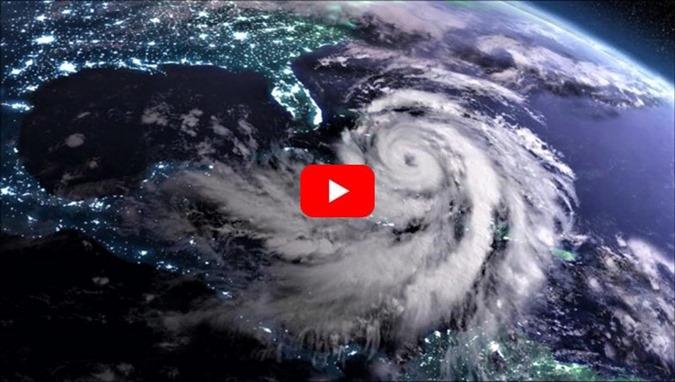 Cientistas descobrem como criar um furacão categoria 5