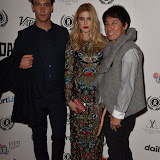 OIC - ENTSIMAGES.COM - Jack Waldouck, Ashley James and Junichi Kajioka at the Taking Stock Premiere at the Raindance Film Festival  London 4th October 2015  Photo Mobis Photos/OIC 0203 174 1069