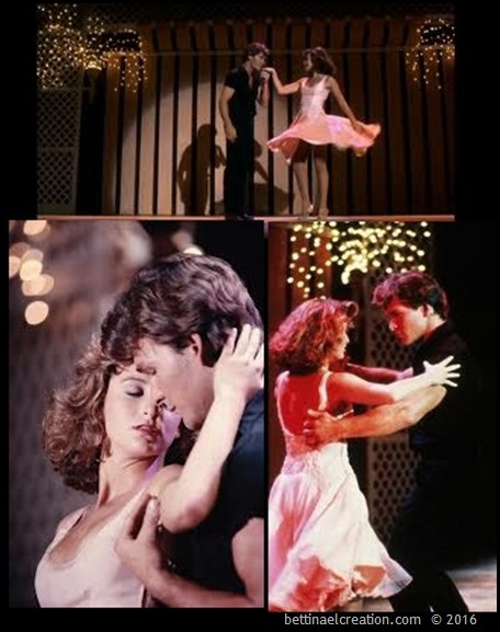 dirty-dancing-film-bébé et johnny-robe-rose-coktail-blog-couture-