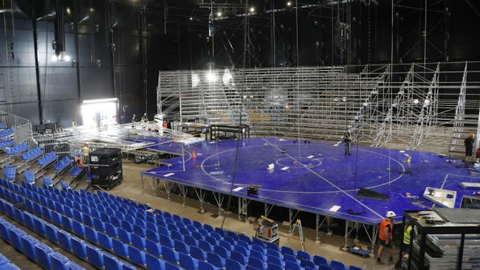 Messi Show : Cirque du Soleil begin preparations for Messi show in Barcelona