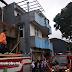 Kebakaran Melanda Bangunan 3 Lantai di Sukabumi
