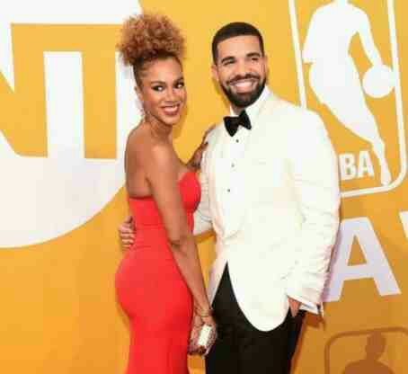 Drake And Rosalyn Gold-Onwude Attend The NBA Awards As Dates