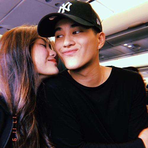 Janica Nam Floresca and Franco Hernandez