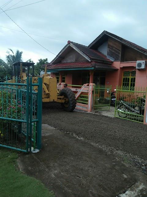 Jalan Baru di Kota Bengkulu