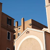 81. Architectural motif. The Lido. Venice. 2006