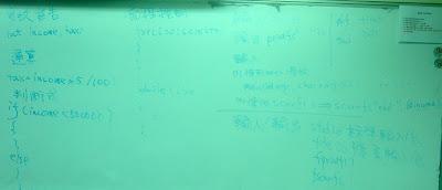 程式五要素:變數宣告,運算,判斷,流程控制,輸入/出