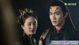 """""""Tam Sinh Tam Thế"""": Dương Mịch bất ngờ lột xác xuất sắc trong thần thái ác ma! - Ảnh 11."""