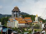 1. Malaisie - PENANG - Temple de Kek Lok Si