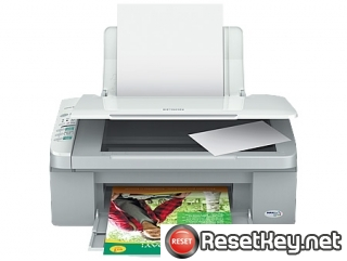 WIC Reset Utility for Epson ME-300 Waste Ink Pads Counter Reset