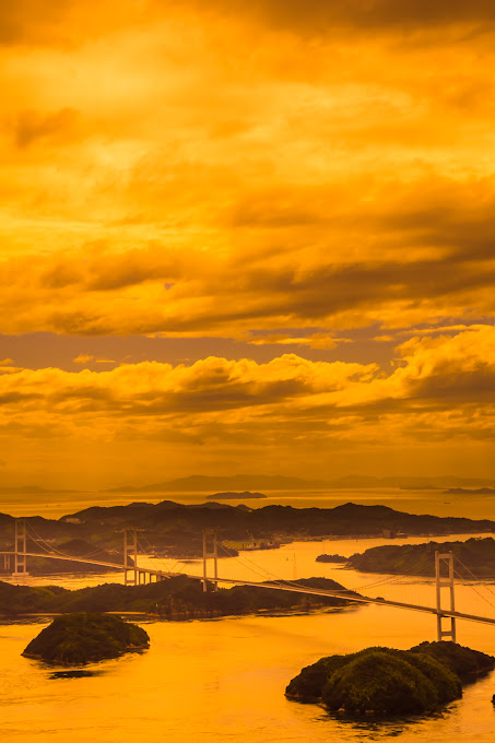 来島海峡大橋 亀老山展望台 7
