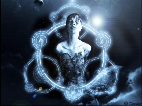 Circle, Black Magic