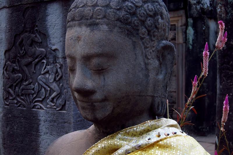 Buddha at Bayon