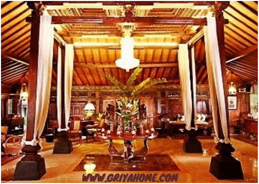 Keistimewaan Tiang Soko Rumah Jawa