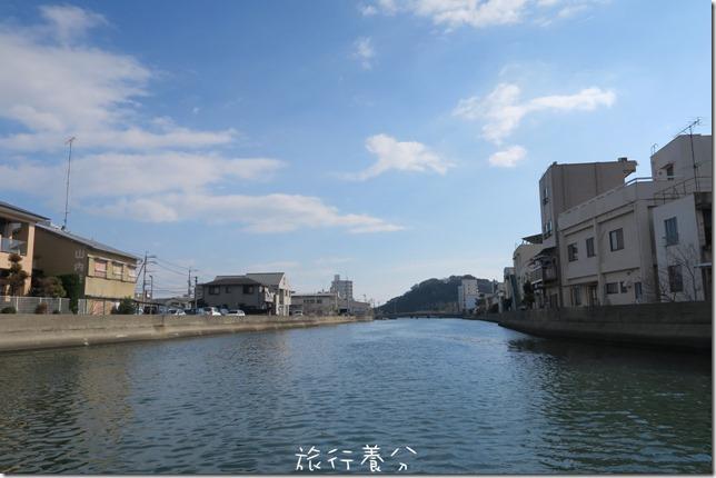 四國德島 葫蘆島周遊船 新町川水際公園 (29)