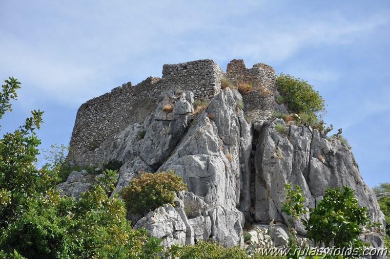 Gaucin - La Umbria - Castillo del Aguila