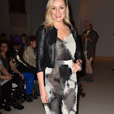 OIC - ENTSIMAGES.COM - Larissa Eddie at the  LFW: a/w 2016: Prophetic - catwalk show  in London 20th February 2016 Photo Mobis Photos/OIC 0203 174 1069