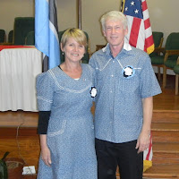 Brand new Peace Corps Volunteers