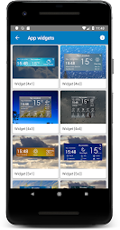 Weather Radar & Forecast VIP APK screenshot thumbnail 5