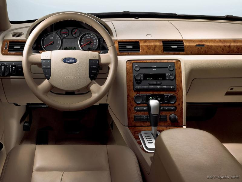2005 ford five hundred sedan specifications pictures prices. Black Bedroom Furniture Sets. Home Design Ideas