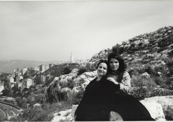 Basking in Beirut, Bea and I