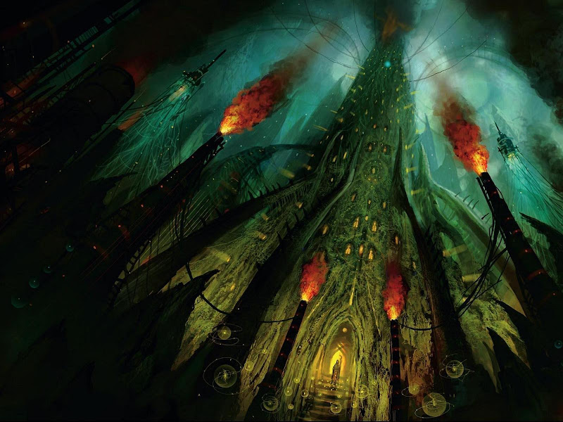 Weird Lands Of Deep 9, Magical Landscapes 4
