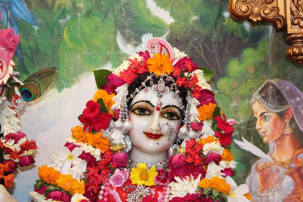 ISKCON Vallabh Vidhyanagar Sringar Deity Darshan 05 Mar 2016 (3)