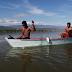Pescadores denuncian Laguna Cabral está siendo depredada; piden intervención