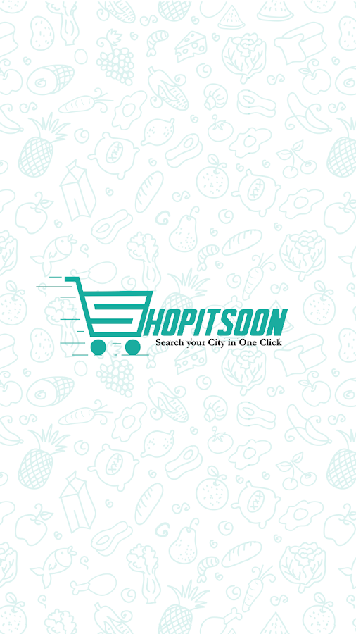 ShopitSoon Online Grocery App- screenshot