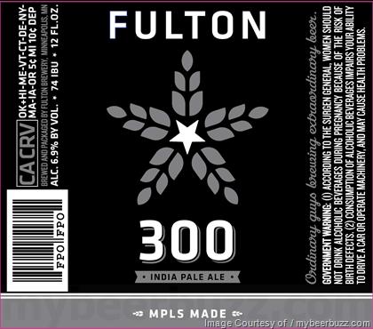 Fulton 300 IPA