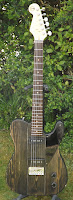 Butsermountainmusic telebird 2 electric guitar