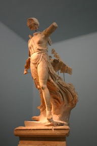 Nike of Paionios, Museum of Olympia