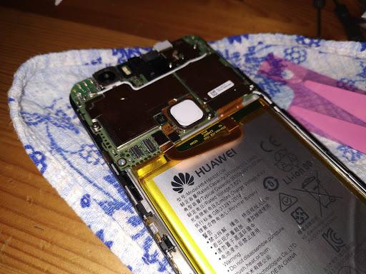 замена батареи Nexus 6p