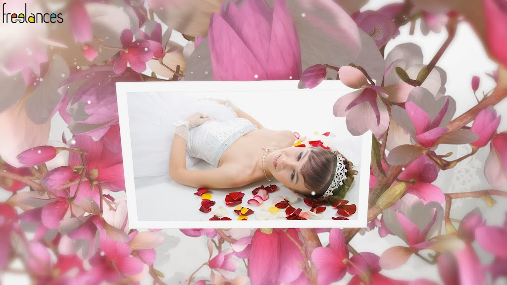 diaporama vidéo mariage magniolias photo 03